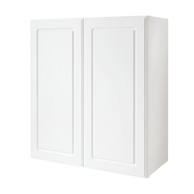 Shop Kitchen Classics Concord 27 In W X 30 In H X 12 In D Door Wall Cabinet At