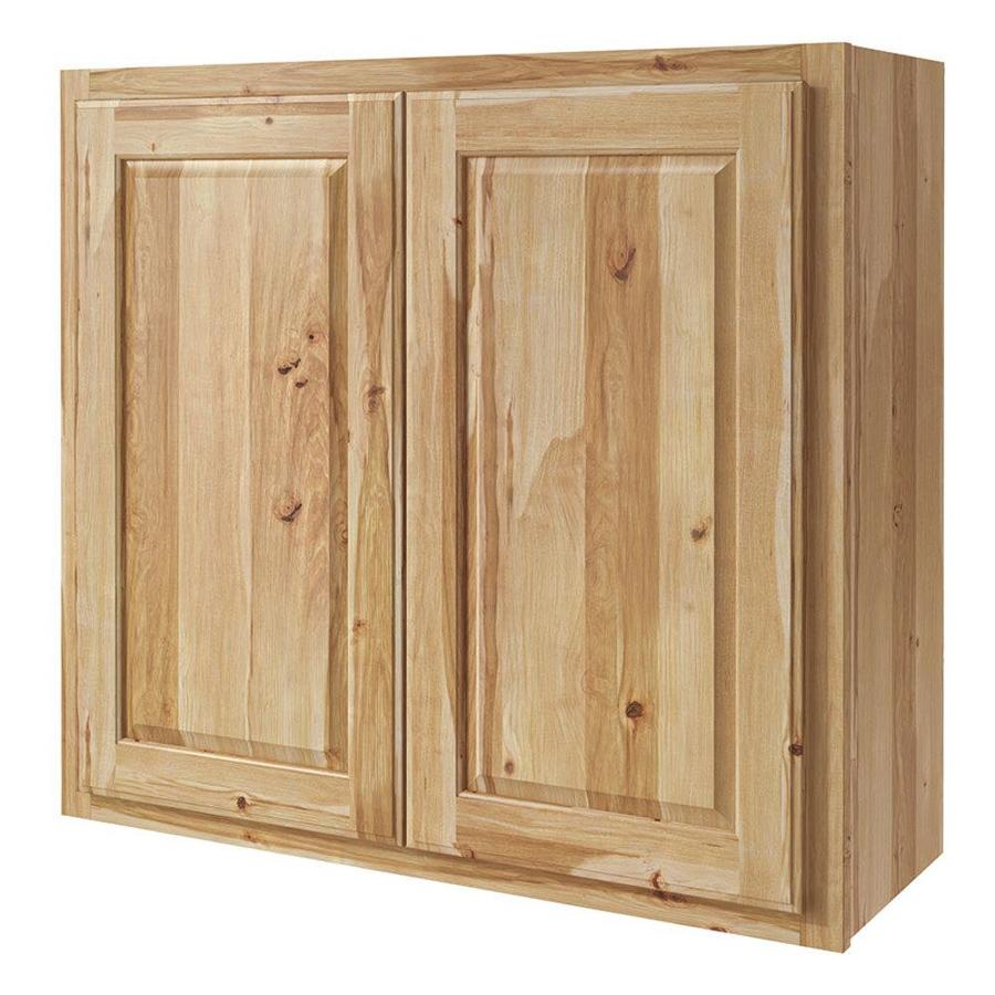 Shop kitchen classics 33in w x 30in h x 12in d finished for Kitchen cabinets with x