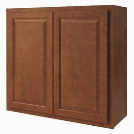 Shop kitchen classics cheyenne 33 in w x 30 in h x 12 in d for Cheyenne kitchen cabinets lowes