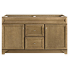 Diamond Fresh Fit Hanbury Tuscan Traditional Bathroom Vanity (Common: 60-in x 21-in; Actual: 60-in x 21-in)