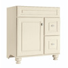 Diamond Fresh Fit Britwell Cream Traditional Bathroom Vanity (Common: 30-in x 21-in; Actual: 30-in x 21-in)