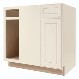 Shop kitchen classics caspian 36 in w x 35 in h x for Caspian kitchen cabinets