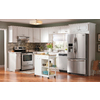 Kitchen Classics Concord 12-in W x 35-in H x 23.75-in D White Door and Drawer Base Cabinet