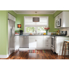 Kitchen Classics Concord White Cabinet Toe Kick