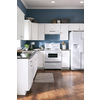 Kitchen Classics Concord 15-in W x 30-in H x 12-in D Painted White Door Wall Cabinet