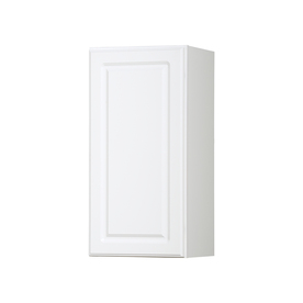 Shop Kitchen Classics Concord 15 In W X 30 In H X 12 In D White Door Wall Cabinet At