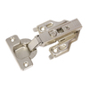 Blum 2-Pack 5-in x 4-1/2-in Nickel Plated Concealed Self-Closing Cabinet Hinges