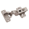 Blum 2-Pack 4.5-in x 2.25-in Nickel Plated Concealed Self-Closing Cabinet Hinges