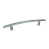 Richelieu 128mm Center-to-Center Brushed Nickel Expression Bar Cabinet Pull