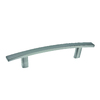 Richelieu 96mm Center-to-Center Brushed Nickel Expression Bar Cabinet Pull