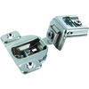 Richelieu 10-Pack 4-1/2-in x 2-1/2-in Gray Concealed Self-Closing Cabinet Hinges