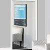 ReliaBilt (Glass/Mirror) Flush Mirror Bi-Fold Closet Interior Door (Common: 30-in x 80-in; Actual: 30-in x 78.5625-in)