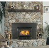 Drolet 1,600-sq ft Wood Stove Insert