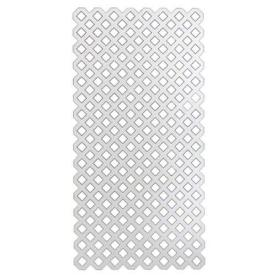  4&#039; x 8&#039; White Plastic Lattice Panel
