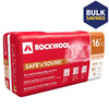 Roxul 15.25-in x 47-in Unfaced Stone Wool Batt Insulation with Sound Barrier