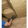 Roxul Wood Stud R30 23-in x 47-in Unfaced Stone Wool Batt Insulation with Sound Barrier