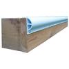 Dock Edge + Heavy P Dock Bumper Profile