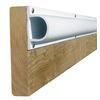Dock Edge + Heavy D Dock Bumper Profile