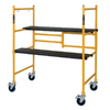 Metaltech Steel 4-ft Folding Scaffold Work Platform