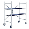 Xtend & Climb 4' Aluminum Mini-Scaffold Multipurpose Ladder