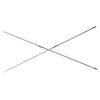 Metaltech 7' x 4' Galvanized Steel Scaffold Cross Brace