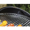 Weber Original Kettle 22-in Black Porcelain-Enameled Charcoal Grill