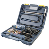 Gyros PowerPro 85-Piece Variable Speed Rotary Multipurpose Rotary Tool Kit with Hard Case