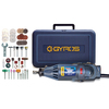 Gyros PowerPro 50-Piece Variable Speed Multipurpose Rotary Tool Kit with Hard Case