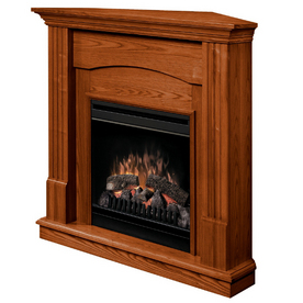 Electralog Traditional All In One Electric Fireplace From Lowes Fireplaces House