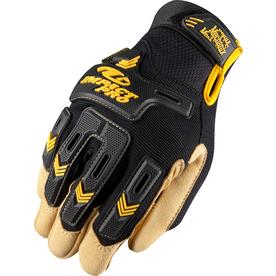 MECHANIX WEAR Medium Mens Leather Work Gloves