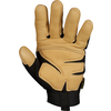 MECHANIX WEAR Large MenS Leather Work Gloves