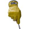 MECHANIX WEAR Men's Medium Light Brown Leather Garden Gloves