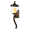 allen + roth Kenneset 29-in H Bronze Outdoor Wall Light