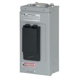 Eaton 50-Amp Main Lug Load Center