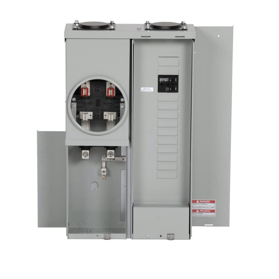Mbe1224b100bts Review 24 Circuit Main Breaker 100a Panels Amazoncom Shop Eaton 12 Space 100 Amp Load