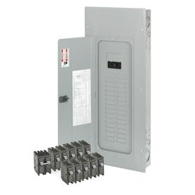 Eaton 30-Circuit 30-Space 150-Amp Main Breaker Load Center (Value Pack)