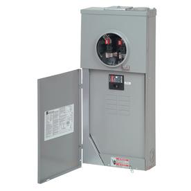 Eaton 16-Circuit 8-Space 200-Amp Main Breaker Load Center (Value Pack)
