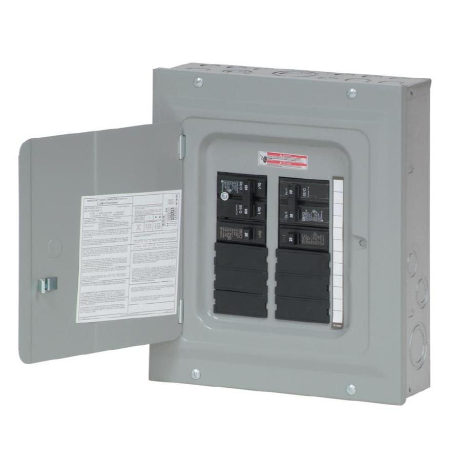 Fuse Box Or Circuit Breaker Panel : Home depot fuse box get free image about wiring diagram