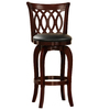 Home Sonata Cherry 29-in Bar Stool