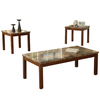Home Sonata Cherry Asian Hardwood Rectangular Console and Sofa Table