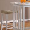 Home Sonata White Dining Set