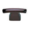 Atlas Homewares 1-1/2-in Venetian Bronze Fulcrum Rectangular Cabinet Knob