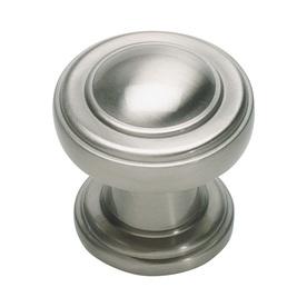 Lola & Company Bronte Brushed Nickel Round Cabinet Knob
