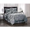 Monroe Silver King Polyester Comforter