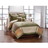 Peninsula Suites Sage King Polyester Comforter