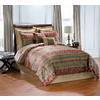 Peninsula Suites Yellow Queen Polyester Comforter