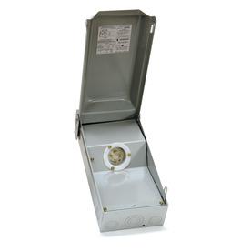 GE 30-Amp Generator Power Inlet Box