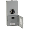 GE 200-Amp Ringless Single Phase (120/240) Meter Socket