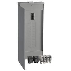 GE 200A MB 32CT 1P3W 120/240V 22K Outdoor Kit