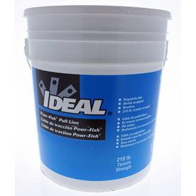 Shop ideal 6500 ft nylon fish tape at for Ideal fish tape